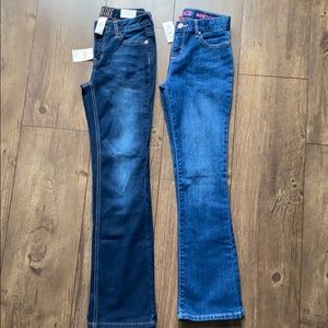 BNWT 2 pairs of jeans